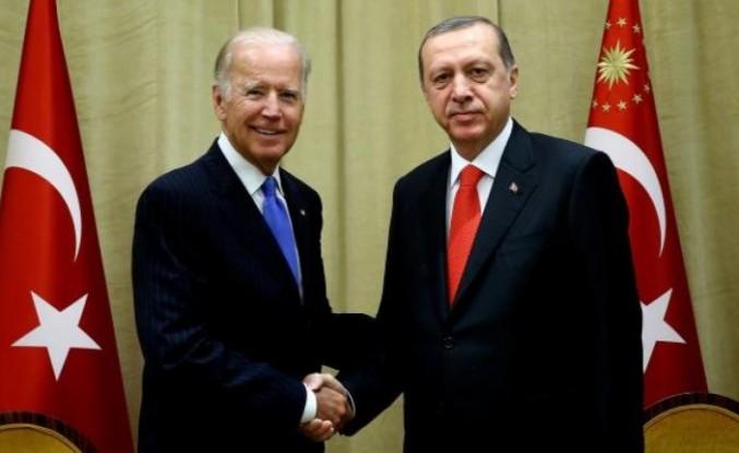 Gözler Cumhurbaşkanı Erdoğan-Biden görüşmesinde