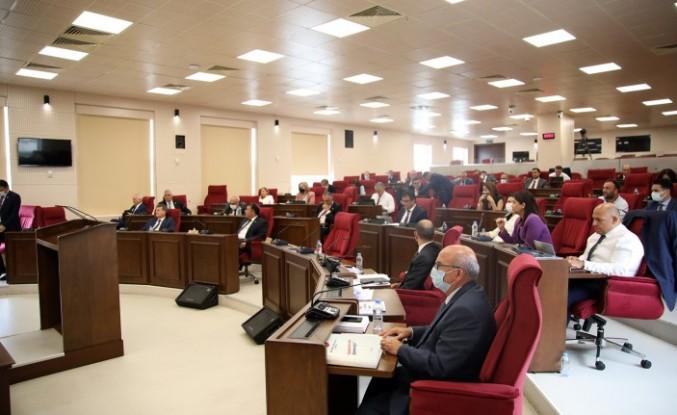 Meclis Genel Kurulu'nda İş (Değişiklik) Yasa Tasarısı görüşüldü