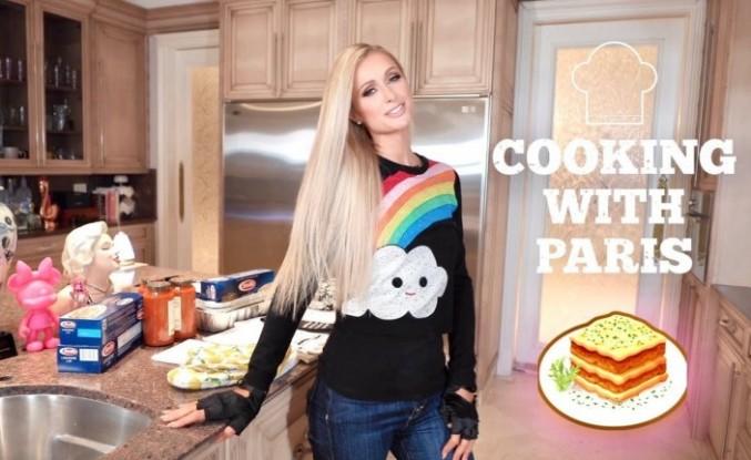 Paris Hilton, Netflix'te yemek programı yapacak