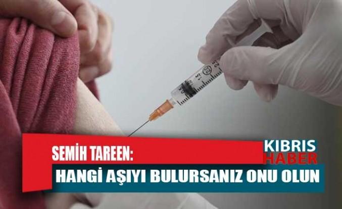 Semih Tareen: Hangi aşıyı bulursanız onu olun