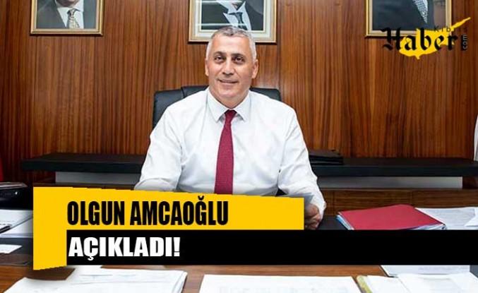 Eğitim Bakanı Olgun Amcaoğlu'ndan açıklama