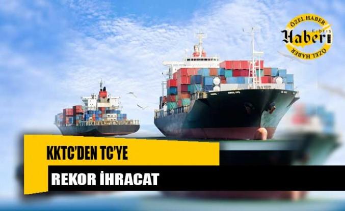 Üç ayda ihracattan 735 milyon 362 bin TL gelir sağlandı…