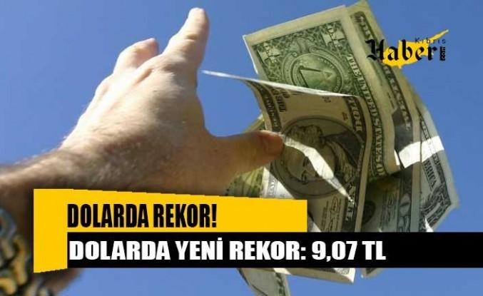 Dolardan dört günde dört rekor
