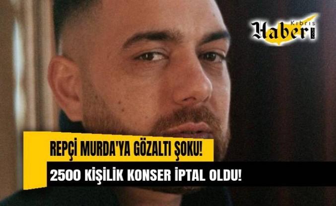 Rapçi Murda uyuşturucuya özendirmekten gözaltına alındı