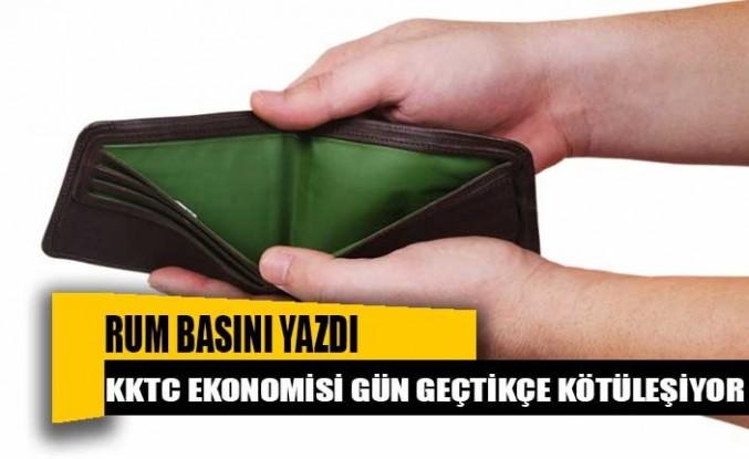 Rum basını yazdı: Türkler fakirleşiyor!