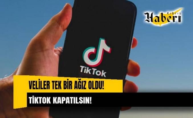 Sosyal medyada büyük tartışma: 'TikTok kapatılsın!'