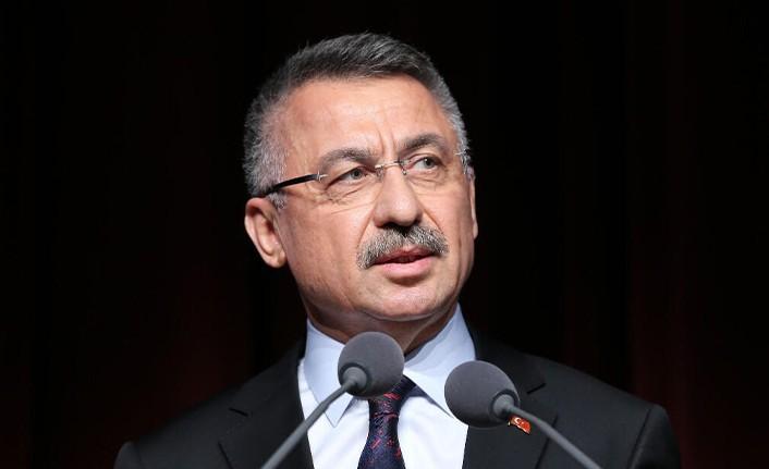 Fuat Oktay, KKTC'nin 5. Cumhurbaşkanı Ersin Tatar'ın yemin törenine katılacak