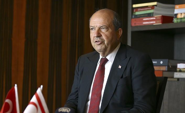 KKTC'nin 5. Cumhurbaşkanı Ersin Tatar bugün görevi devralıyor...