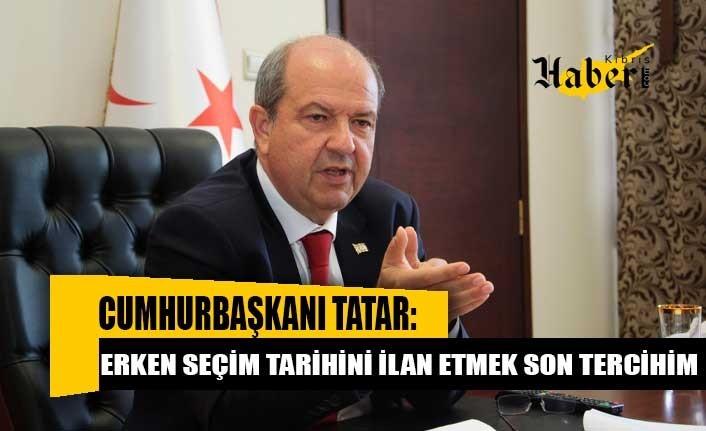 Tatar hükümeti kurmayı görevlendirmeyi UBP Kurultayı sonrasına bıraktı